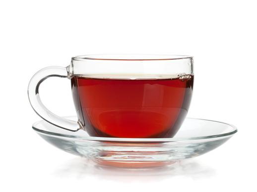 Schwarzer Tee gegen Pickel